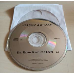 Jeremy Jordan - The Right Kind Of Love - CD Single - CD - Single
