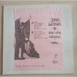 John Lennon - One To One Concert + More - LP