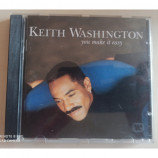 Keith Washington - You Make It Easy - CD