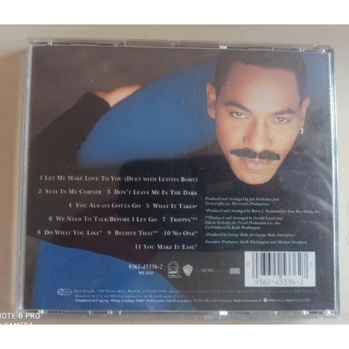 Keith Washington - You Make It Easy - CD - CD - Album