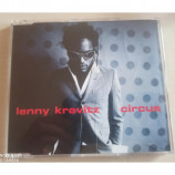 Lenny Kravitz - Circus - CD Maxi Single