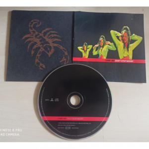 Livin' Joy - Don't Stop Movin' - CD Single - CD - Single