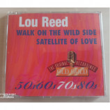 Lou Reed - Walk On The Wild Side / Satellite Of Love - CD Single