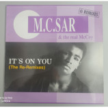 M.c. Sar & The Real Mccoy - It's On You - 12