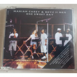 Mariah Carey & Boyz Ii Men - One Sweet Day - CD Single