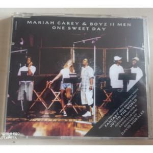 Mariah Carey & Boyz Ii Men - One Sweet Day - CD Single - CD - Single