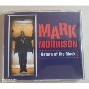 Mark Morrison - Return Of The Mack - CD Single - CD - Single