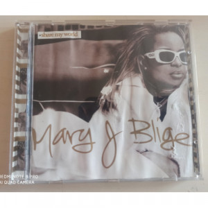 Mary J. Blige - Share My World - CD - CD - Album
