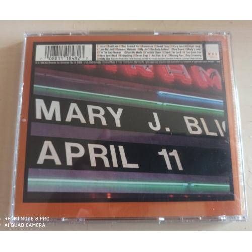Mary J. Blige - The Tour - CD - CD - Album