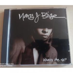 Mary J. Blige - What's The 411? - CD - CD - Album