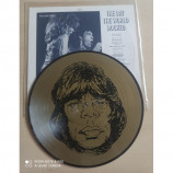 Mick*,tina*,bob*,keith* & Ron* - The Day The World Rocked - LP Picture Disc