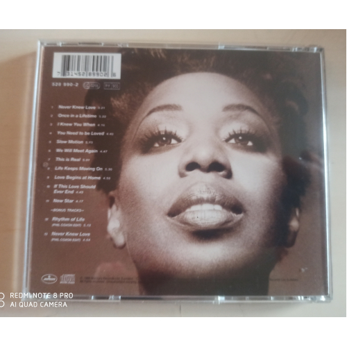 Oleta Adams - Moving On - CD - CD - Album