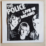 Police - Live In Milano - LP