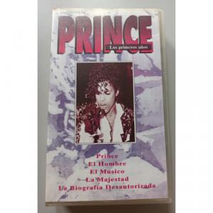 Prince - Los Primeros tiempos - VideoPAL - VHS - VHS