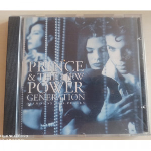 Prince & The New Power Generation - Diamonds And Pearls - CD - CD - Album