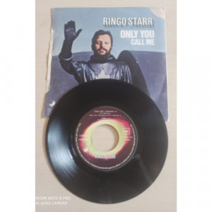Ringo Starr - Only You / Call Me - 7 - Vinyl - 7""
