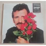 Ringo Starr - Stop And Smell The Roses - LP White Label