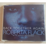 Roberta Flack With Donny Hathaway - Back Together Again - CD Single