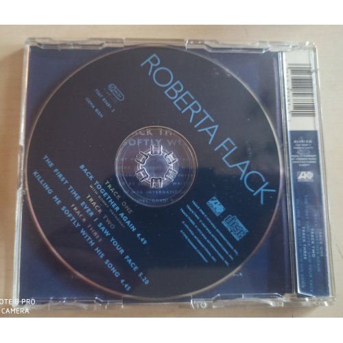 Roberta Flack With Donny Hathaway - Back Together Again - CD Single - CD - Single