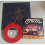 Santana - Black Magic Woman  - CD Maxi Single
