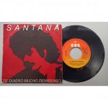 Santana - Te Quiero Mucho, Demasiado - 7
