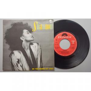 "Shannon - Do You Wanna Get Away - 7 - Vinyl - 7"""