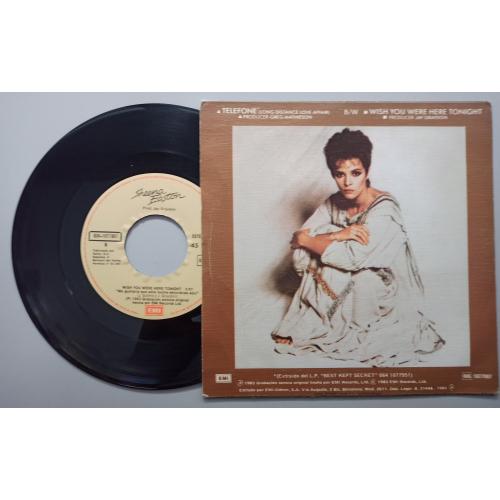 "Sheena Easton - Telefone (long Distance Love Affair) - 7 - Vinyl - 7"""