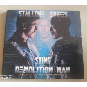 Sting - Demolition Man - CD Maxi Single - CD - Single