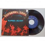 Sugarhill Gang - Rapper's Delight = El Gozo Del Rollista - 7