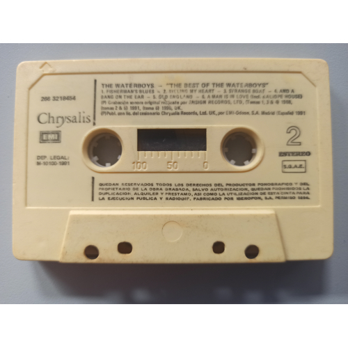 Waterboys - The Best Of The Waterboys '81 - '90 - Cassette - Books & Others - Calendar