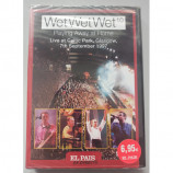 Wet Wet Wet - Playing Away At Home (live At Celtic Park, Glasgow,- DVD