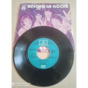 """Wings - Adios A La Noche - 7 - Vinyl - 7"""""""