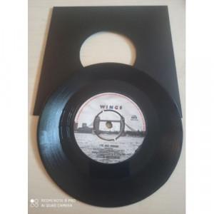"""Wings - I've Had Enough - 7 - Vinyl - 7"""""""