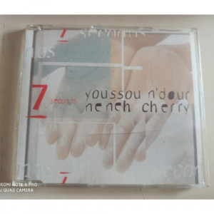 Youssou N'dour & Neneh Cherry - 7 Seconds - CD Maxi Single - CD - Single