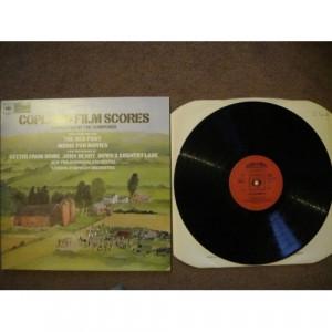 COPLAND, Aaron - Copland Film Scores - Vinyl - LP