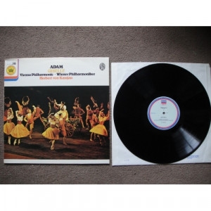 ADAM, Adolphe C - Giselle - Vinyl - LP