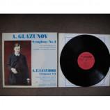 GLAZUNOV, Alexander - Symphony No 3 In D Major, Op 33