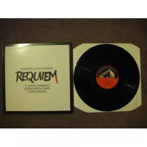 LLOYD WEBBER, Andrew - Requiem - Vinyl - LP Gatefold