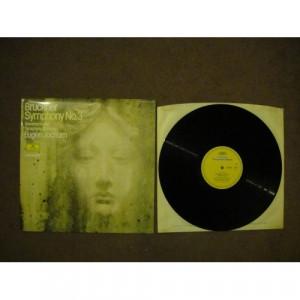 BRUCKNER, Anton - Symphony No 3 In D Minor - Vinyl Record - LP