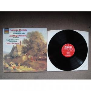 DVORAK, Antonin / VORISEK, Jan Vaclav Hugo - Czech Suite, Op 39; Sinfonia In D - Vinyl - LP