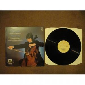 DVORAK, Antonin / TCHAIKOVSKY, Pyotr Ilych - Cello Concerto; Variations On A Rococo Theme - Vinyl - LP