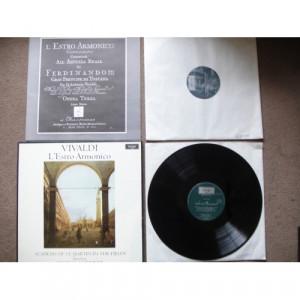 """VIVALDI, Antonio - Concerti, Op 3 """"L'Estro Armonico"""" - Vinyl - LP Box Set"""