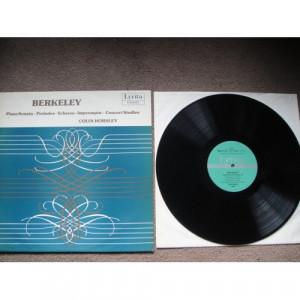 BERKELEY, Lennox - Piano Sonata in A Major; Six Preludes; etc - Vinyl - LP
