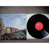 MONTEVERDI, Claudio - Glories Of Venice: Music Of Monteverdi