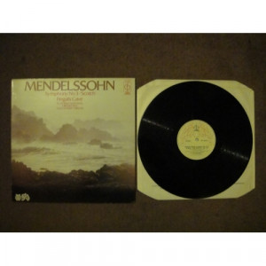 MENDELSSOHN, Felix - Symphony No 3 'Scotch'; Fingal's Cave - Vinyl - LP