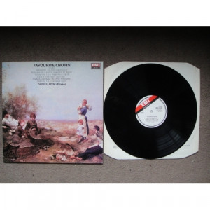 CHOPIN, Frédéric - Favourite Chopin - Vinyl - LP