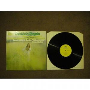 CHOPIN, Frédéric - Piano Concerto No 2 etc - Vinyl Record - LP