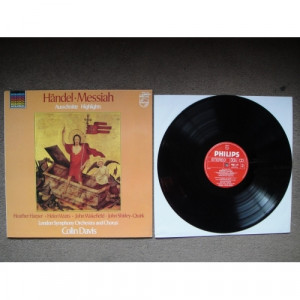HANDEL, George Frideric - Messiah (Highlights) - Vinyl - LP