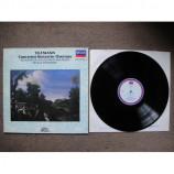 TELEMANN, Georg Philipp - Concertos; Overture