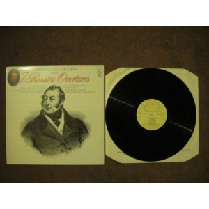 ROSSINI, Gioacchino - Overtures - Vinyl Record - LP